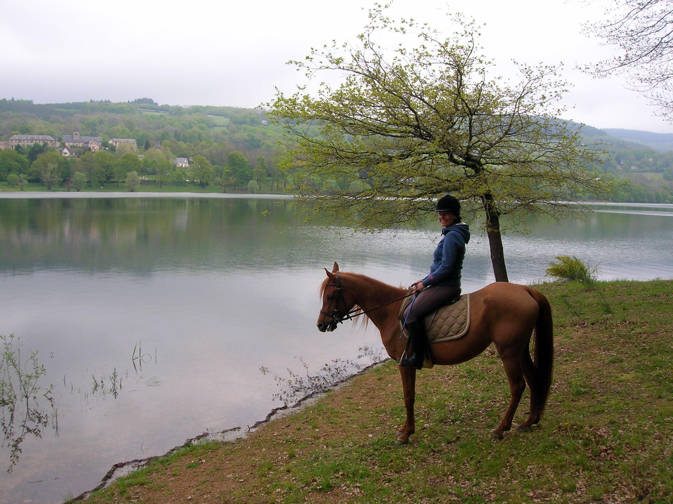 Lac de Pannecière 2014